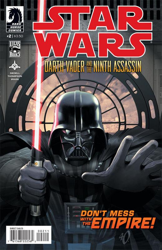 Descargar STAR WARS: DARTH VADER Y EL NOVENO ASESINO