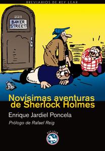 Descargar NOVISIMAS AVENTURAS DE SHERLOCK HOLMES