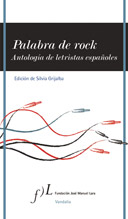Descargar PALABRA DE ROCK  ANTOLOGIA DE LETRISTAS ESPAñOLES
