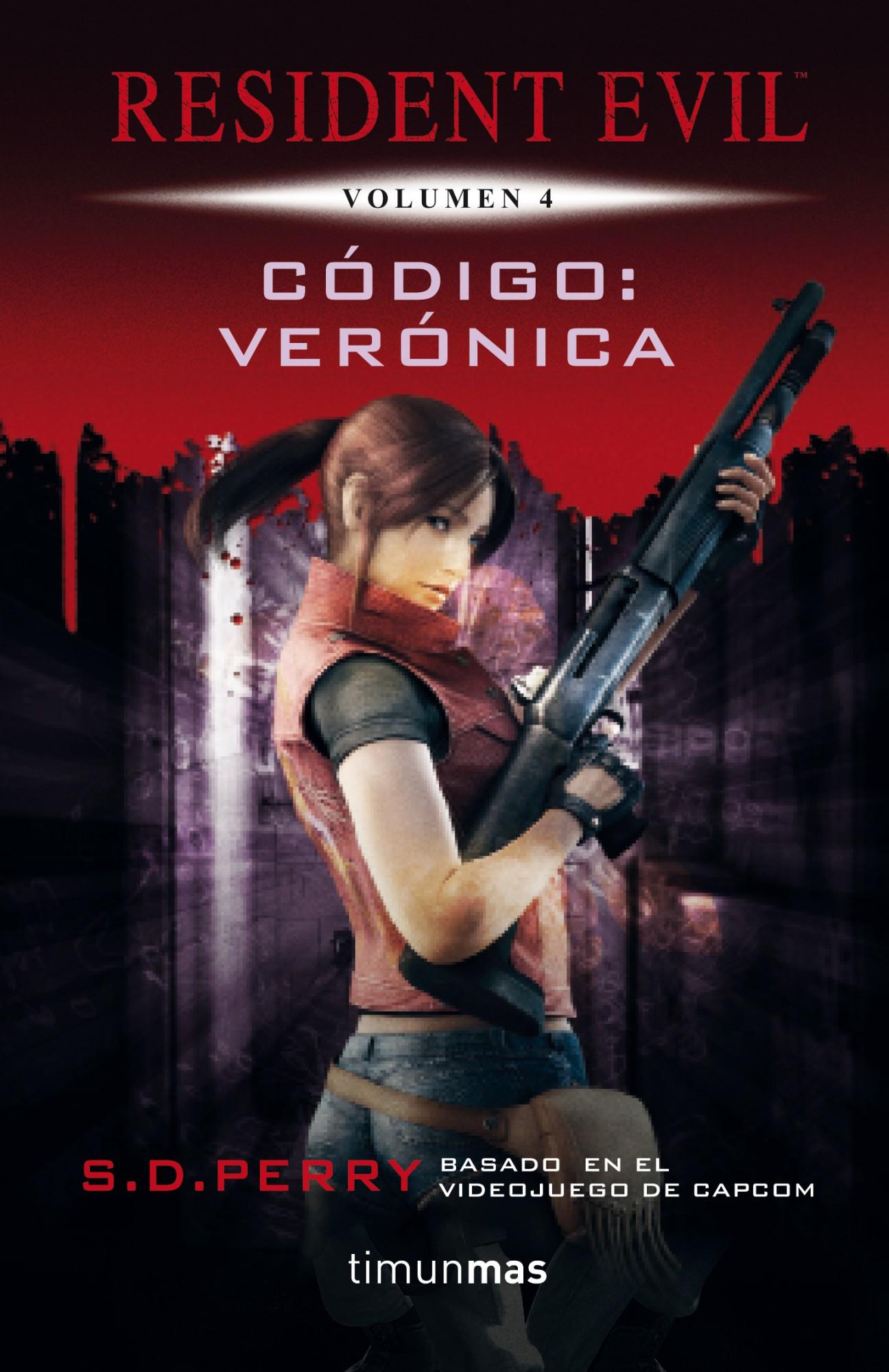 Descargar RESIDENT EVIL VOLUMEN 4  CODIGO: VERONICA
