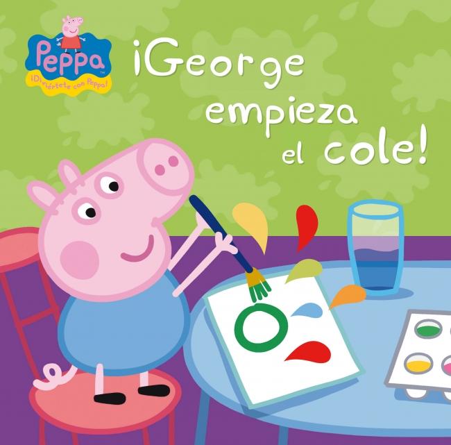 Descargar ¡GEORGE EMPIEZA EL COLE! (PEPPA PIG)