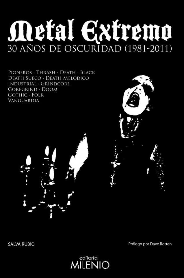 Descargar METAL EXTREMO: 30 AñOS DE OSCURIDAD (1981-2011)