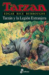 Descargar TARZAN Nº 22  TARZAN Y LA LEGION EXTRANJERA
