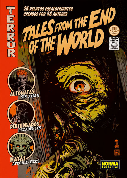 Descargar TALES FROM THE END OF THE WORLD