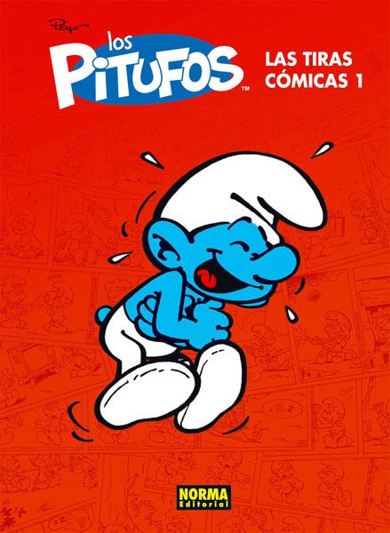 Descargar LOS PITUFOS: LAS TIRAS COMICAS 01