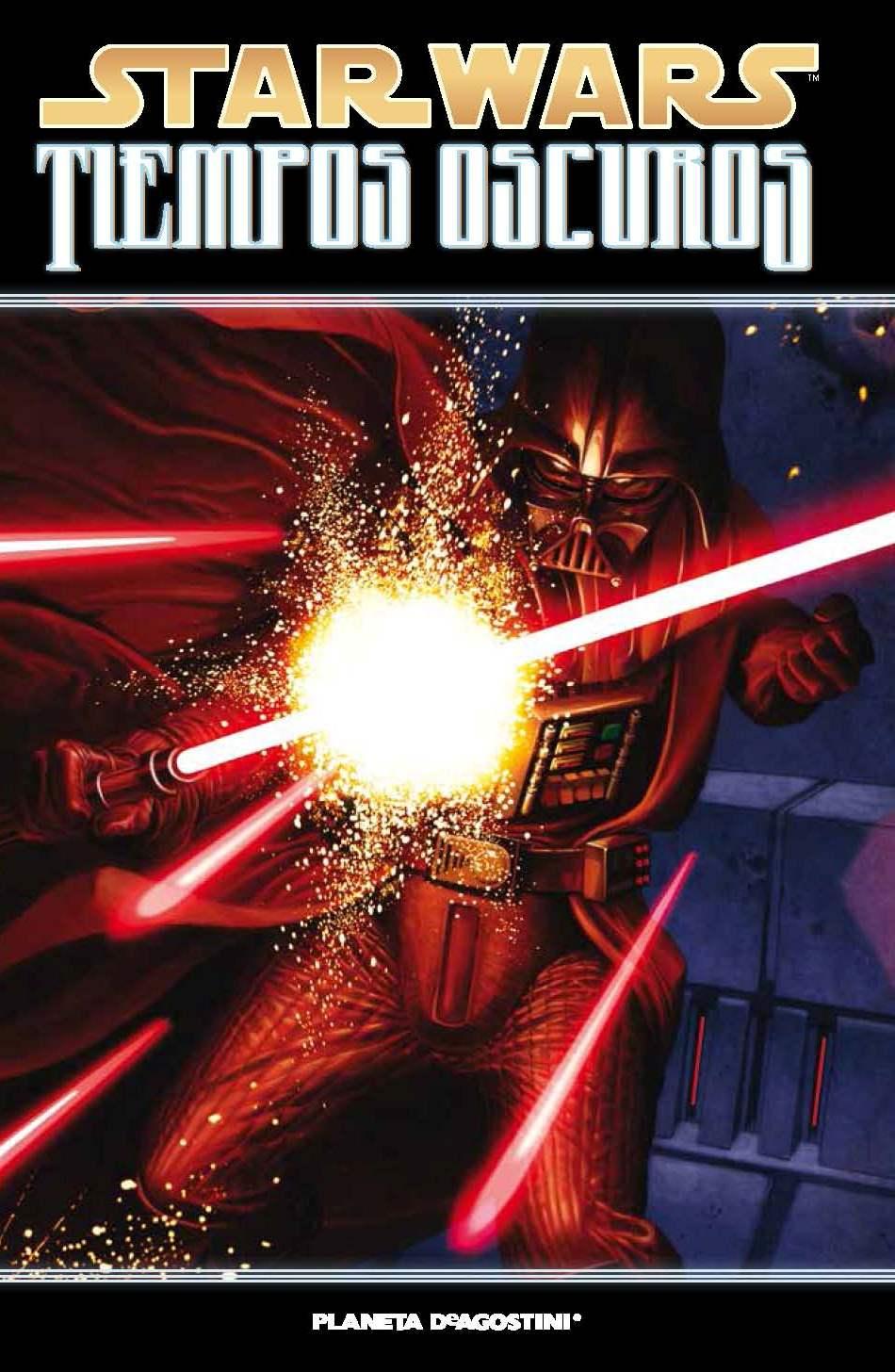Descargar STAR WARS  TIEMPOS OSCUROS Nº05