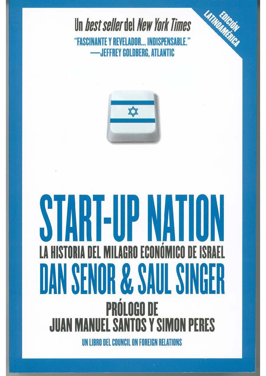 Pdf startup nation israel