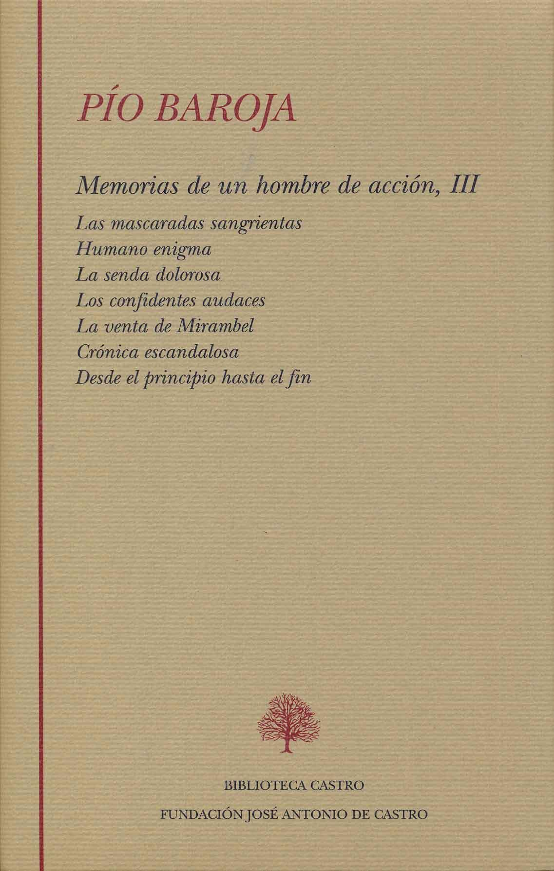 Descargar MEMORIAS DE UN HOMBRE DE ACCION  TOMO III