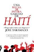 Descargar UNA BALSA DE PIEDRA CAMINO DE HAITI