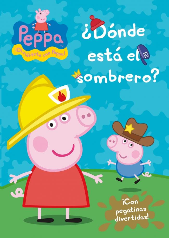Descargar ¿DONDE ESTA EL SOMBRERO? (PEPPA PIG)