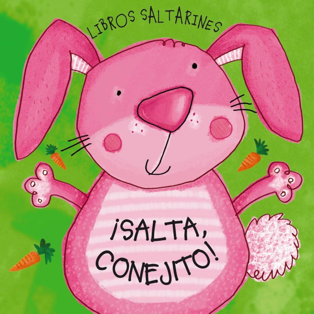 Descargar LIBROS SALTARINES  ¡SALTA  CONEJITO!