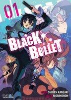 Descargar BLACK BULLET Nº1