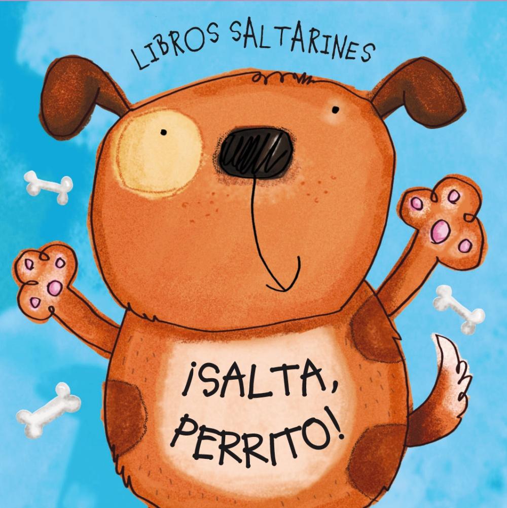 Descargar LIBROS SALTARINES  ¡SALTA  PERRITO!
