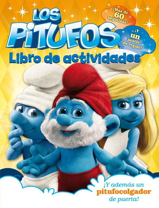 Descargar LOS PITUFOS  LIBRO DE ACTIVIDADES