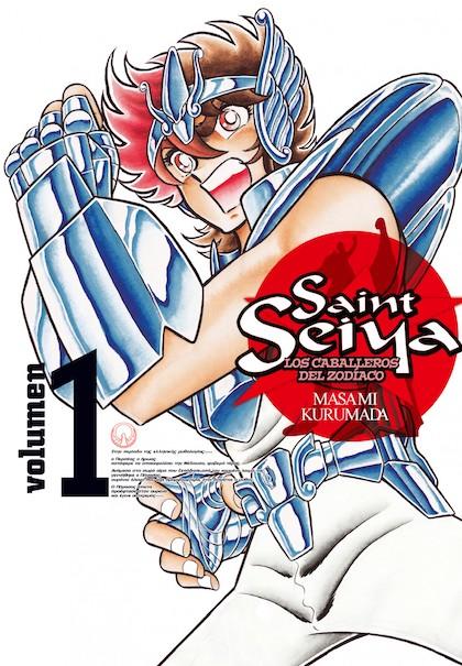Descargar SAINT SEIYA Nº01