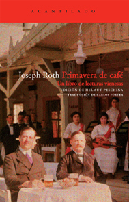 Descargar PRIMAVERA DE CAFE  UN LIBRO DE LECTURAS VIENESAS