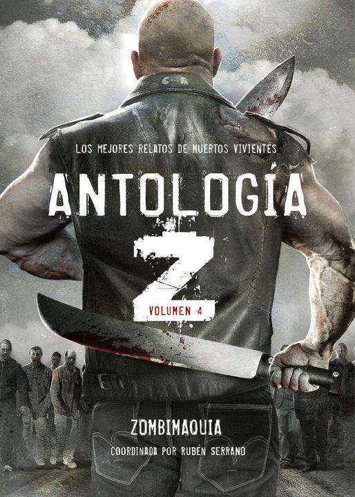 Descargar ANTOLOGIA Z  VOLUMEN 4: ZOMBIMAQUIA