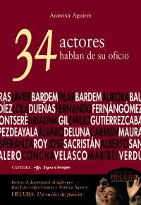 Descargar 34 ACTORES HABLAN DE SU OFICIO