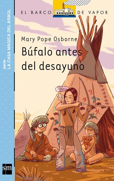 Descargar ¡BUFALO ANTES DEL DESAYUNO! LA CASA MAGICA DEL ARBOL