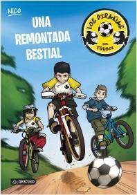 Descargar UNA REMONTADA BESTIAL  LOS PIRAñAS DEL FUTBOL 2