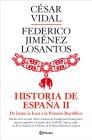 Descargar HISTORIA DE ESPAÑA II  DE JUANA LA LOCA A LA PRIMERA REPUBLICA