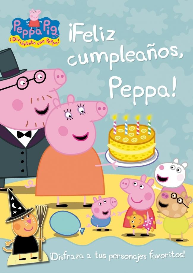 Descargar ¡FELIZ CUMPLEAÑOS  PEPPA! (PEPPA PIG)