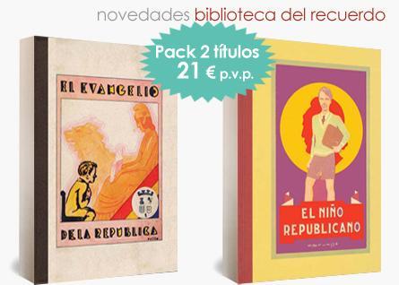 Descargar EL EVANGELIO DE LA REPUBLICA Y EL NIÑO REPUBLICANO (BIBLIOTECA DEL RECUERDO)