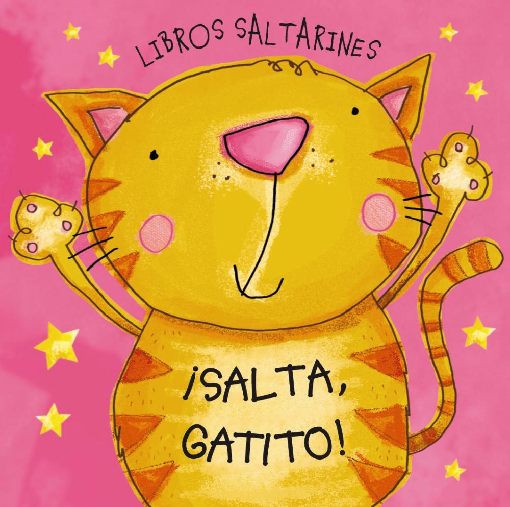 Descargar LIBROS SALTARINES  ¡SALTA  GATITO!