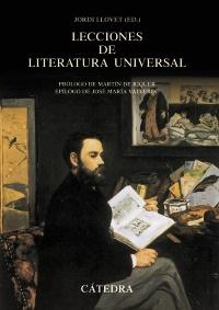 Descargar LECCIONES DE LITERATURA UNIVERSAL
