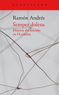 Descargar SEMPER DOLENS  HISTORIA DEL SUICIDIO EN OCIDENTE