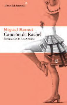 Descargar CANCION DE RACHEL