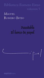 Descargar PASODOBLE  EL BARCO DE PAPEL