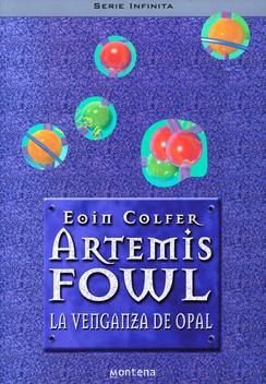 Descargar ARTEMIS FOWL IV: LA VENGANZA DE OPAL