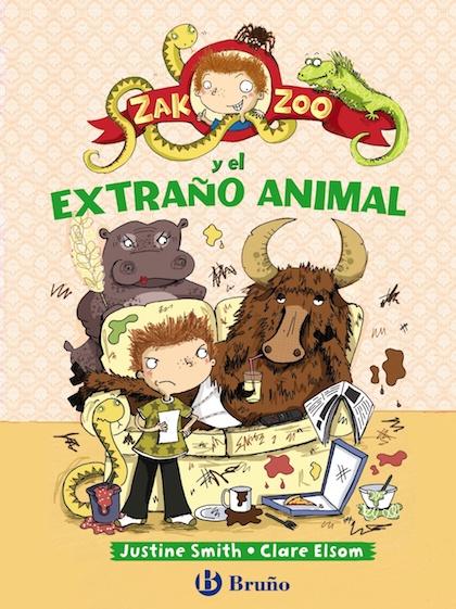 Descargar ZAK ZOO Y EL EXTRAÑO ANIMAL