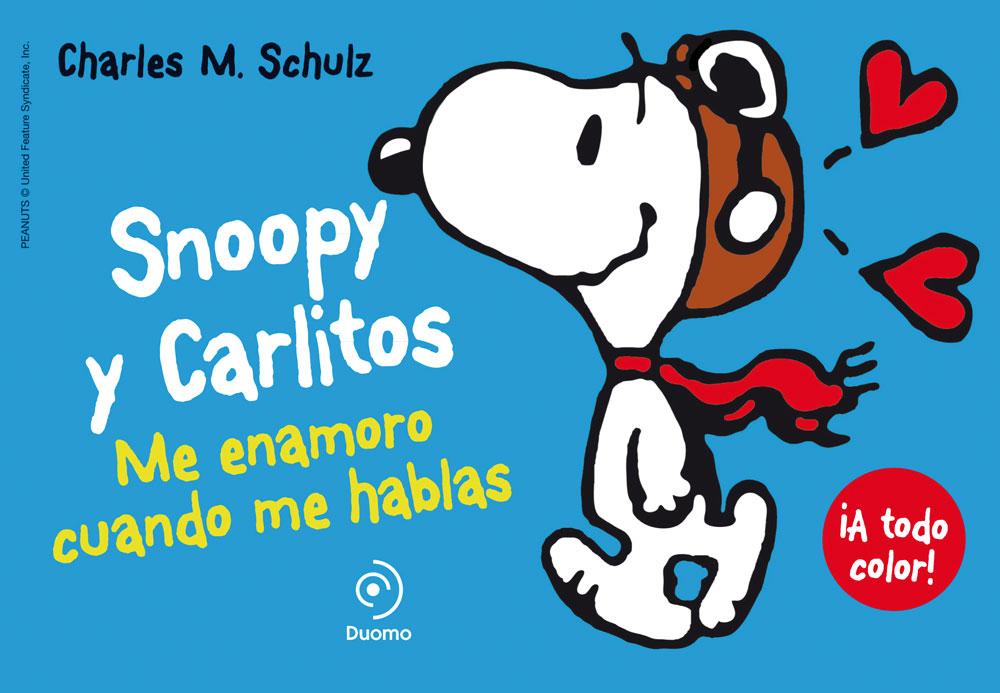 Descargar SNOOPY Y CARLITOS 1  ME ENAMORO CUANDO ME HABLAS