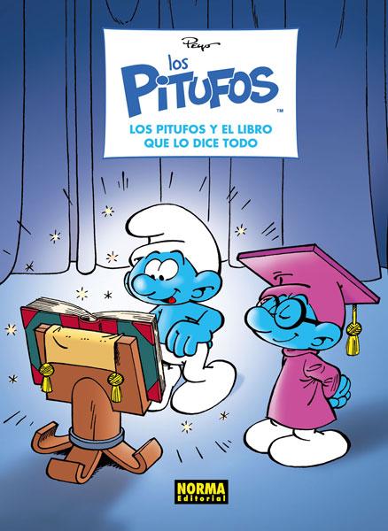 Descargar LOS PITUFOS 27 - EL LIBRO QUE LO DICE TODO
