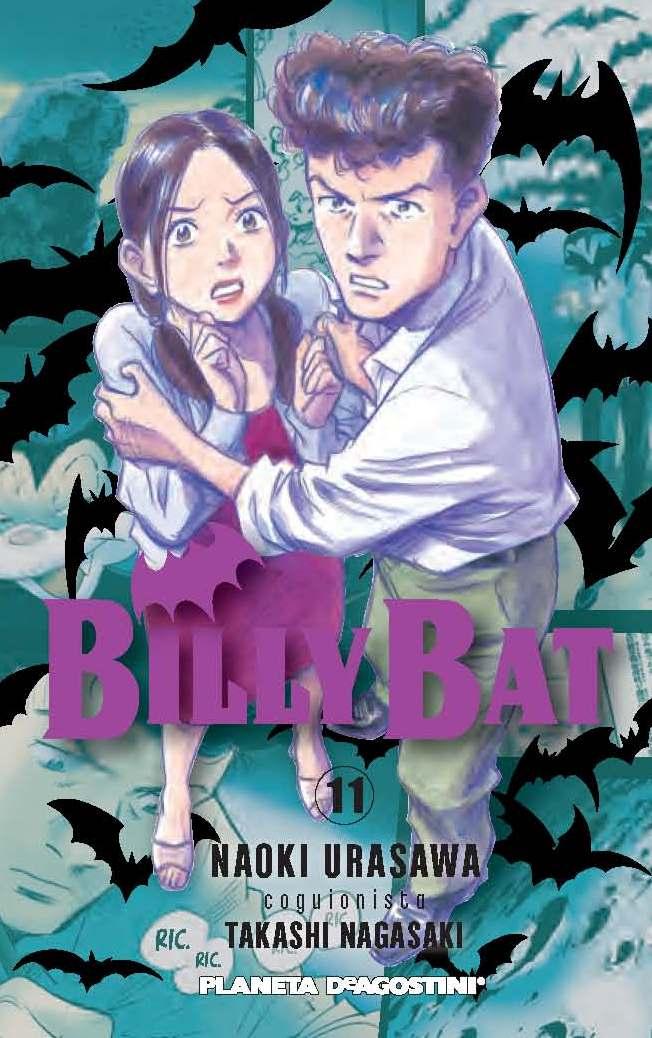 Descargar BILLY BAT Nº 11