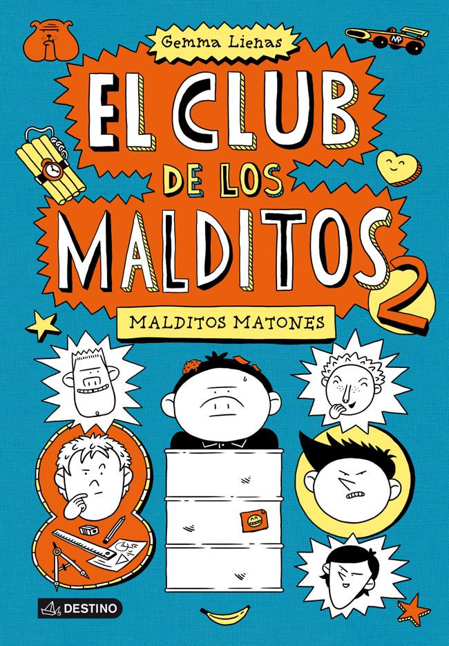 Descargar MALDITOS MATONES  EL CLUB DE LOS MALDITOS 2
