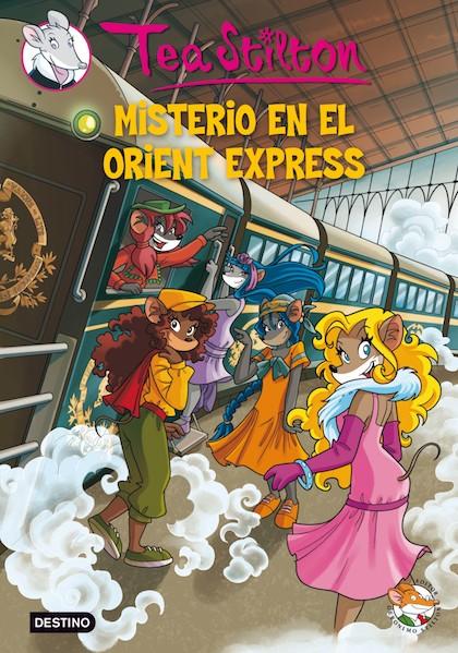 Descargar MISTERIO EN EL ORIENT EXPRESS