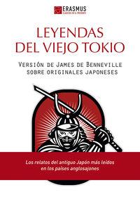 Descargar LEYENDAS DEL VIEJO TOKIO