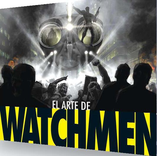 Descargar EL ARTE DE WATCHMEN