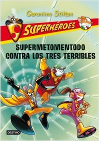Descargar SUPERMETOMENTODO CONTRA LOS TRES TERRIBLES  SUPERHEROES 4