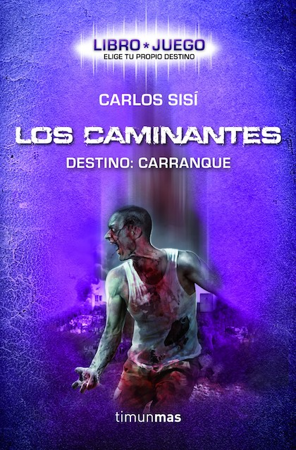 Descargar LOS CAMINANTES (LIBRO JUEGO)