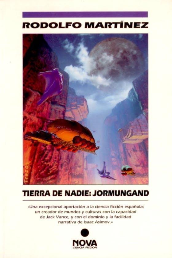 Descargar TIERRA DE NADIE: JORMUNGAND