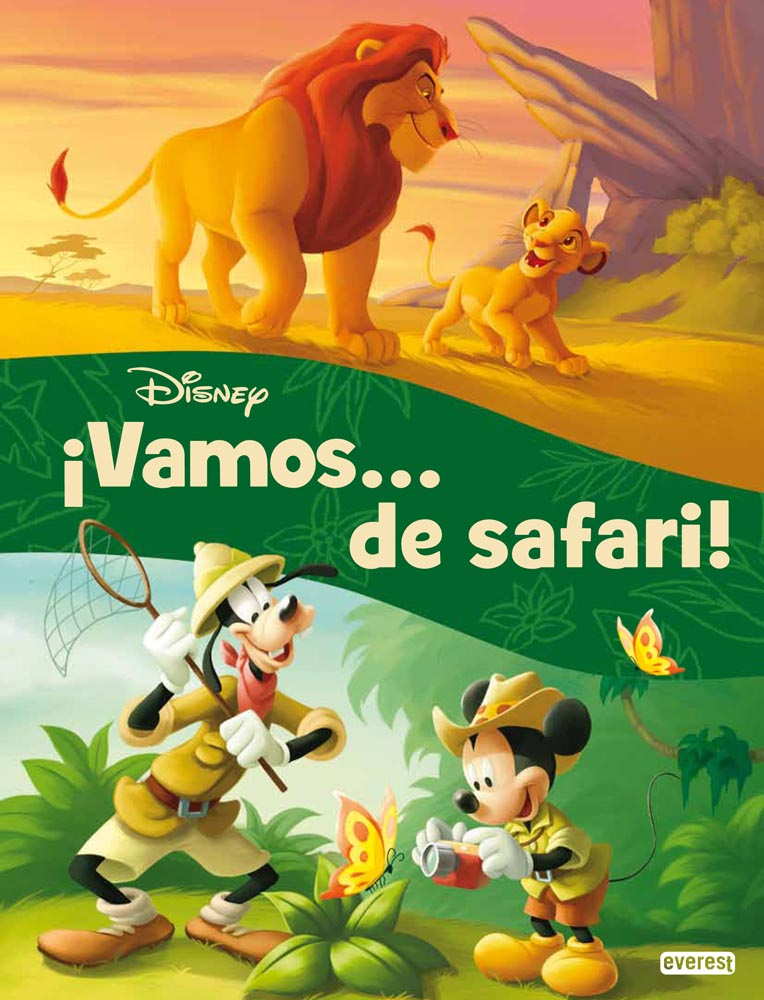 Descargar ¡VAMOS    DE SAFARI! LIBRO DE COLOREAR