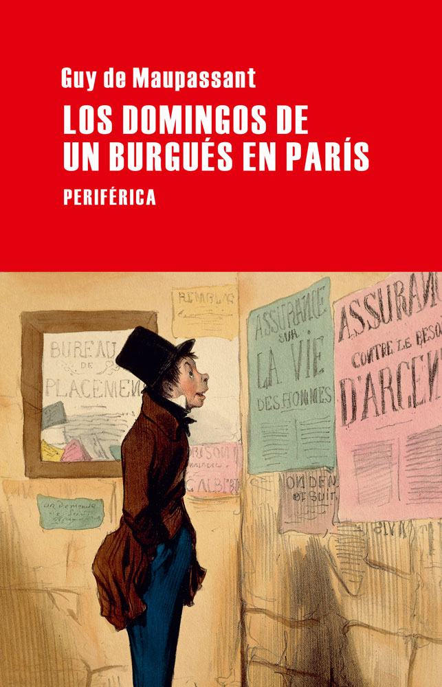 Descargar LOS DOMINGOS DE UN BURGUES EN PARIS