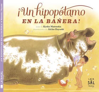 Descargar ¡UN HIPOPOTAMO EN LA BAÑERA!