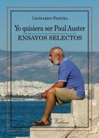 Descargar YO QUISIERA SER PAUL AUSTER