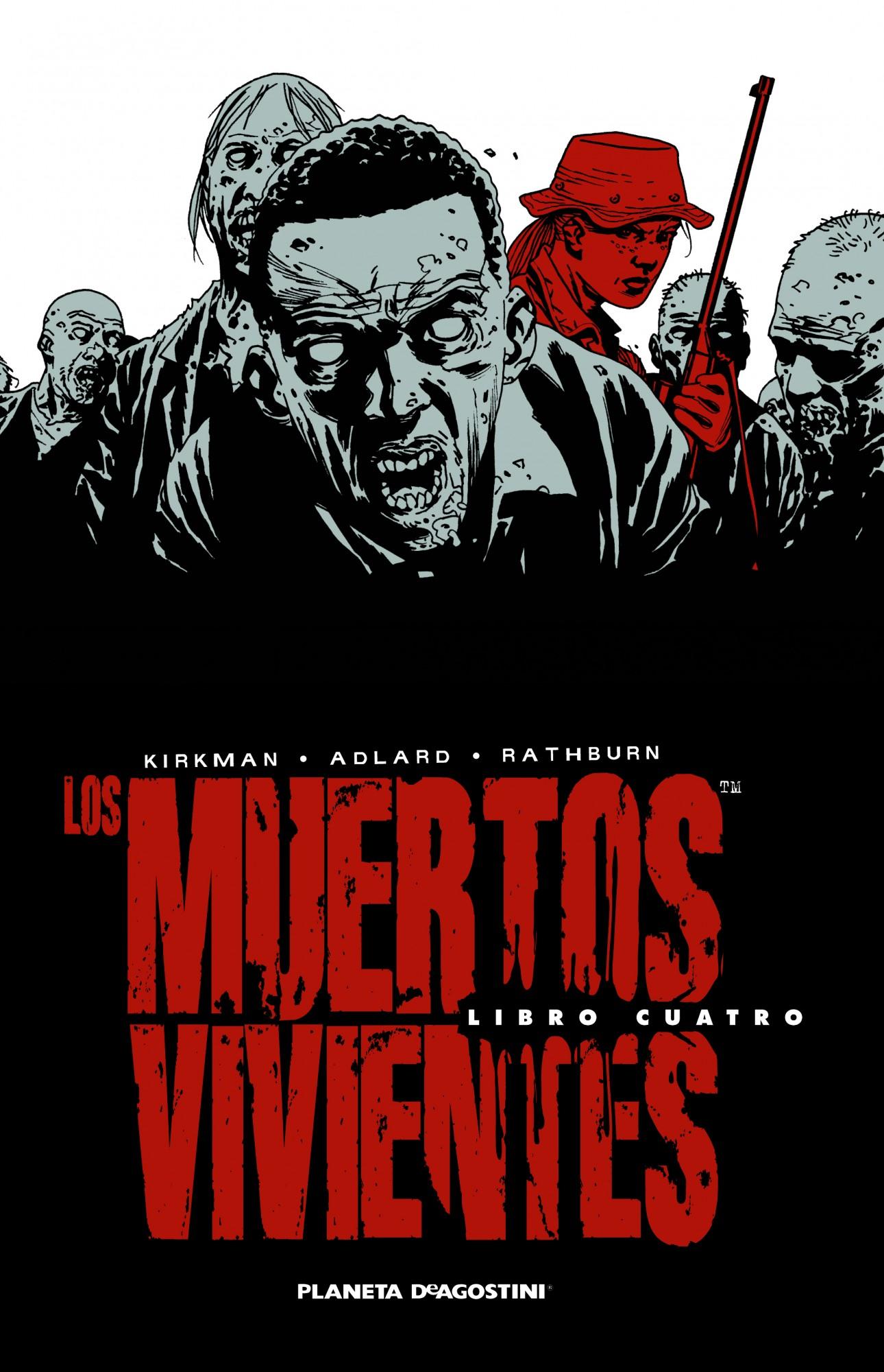 Descargar LOS MUERTOS VIVIENTES INTEGRAL Nº04