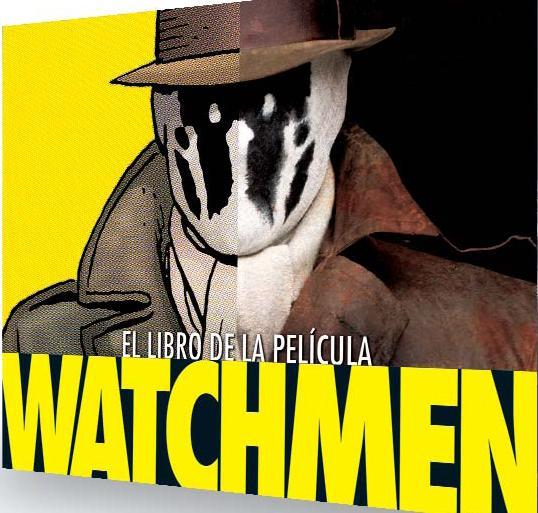 Descargar WATCHMEN  EL LIBRO DE LA PELICULA